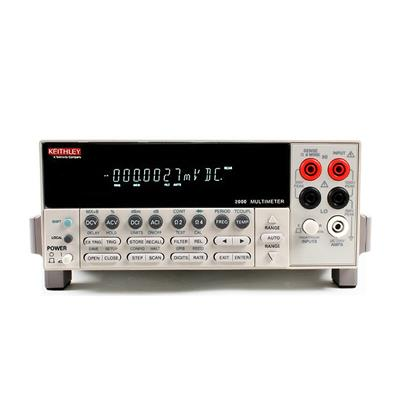 泰克Tektronix KEITHLEY吉时利6位半数字万用表 2000E