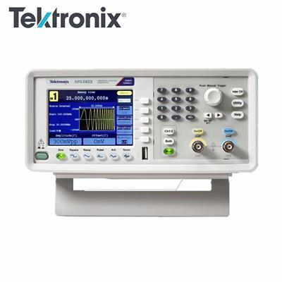 泰克Tektronix 任意波形函数信号发生器 AFG1022
