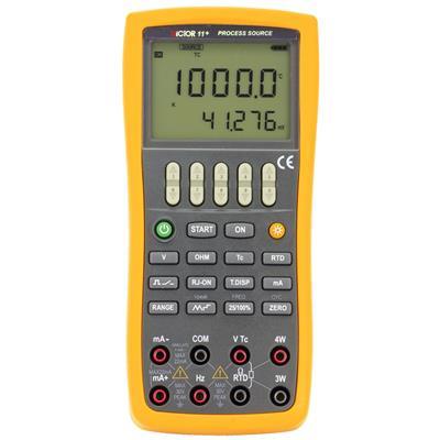 胜利仪器VC11+ 过程仪表校验仪  电压/电流信号发生器  过程校准器