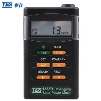 台湾泰仕TES太阳能功率表TES-1333R