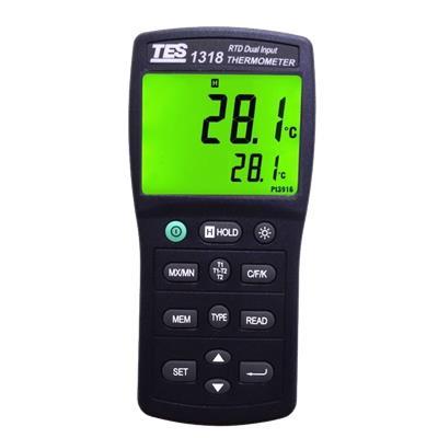 台湾泰仕TES 温度表TES-1318
