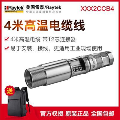 美国雷泰 4米高温电缆Raytek  XXX2CCB4