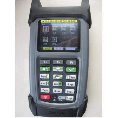 天津德力DS2100A数字电视场强仪