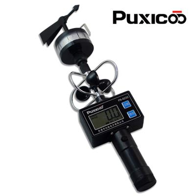 Puxicoo普希科P6-8232风向测量仪器风速仪计表轻风风杯式带风级