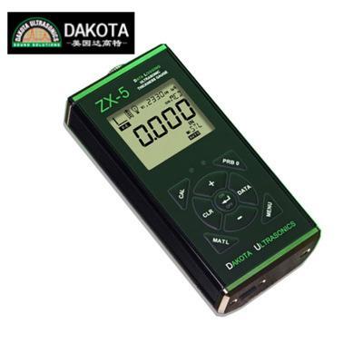 美国DAKOTA达高特超声波金属测厚仪USB油漆膜厚计探头ZX-5