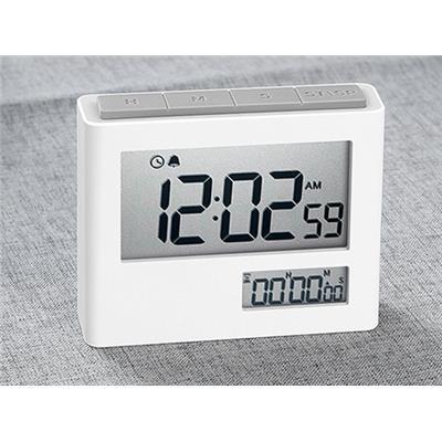 LISSA 计时器D款计时器时间管理考研厨房定时器静音番茄闹时钟