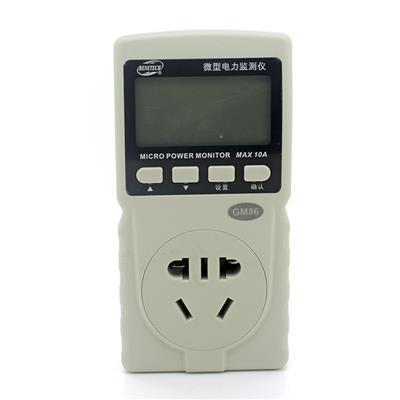 標智BENETECH 微型電力監測儀 GM86
