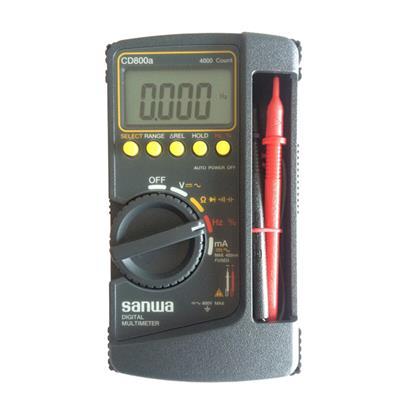 日本三和 数字万用表 CD800a