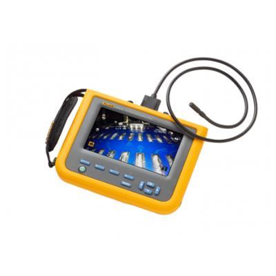 福禄克Fluke DS703FC 高分辨率工业诊断内窥镜 - 配备 Fluke Connect™