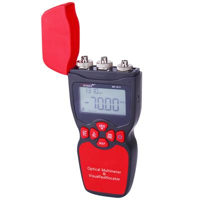 精明鼠 NF-911 多功能红光测试笔光功率计稳定光源 光纤测试仪工具