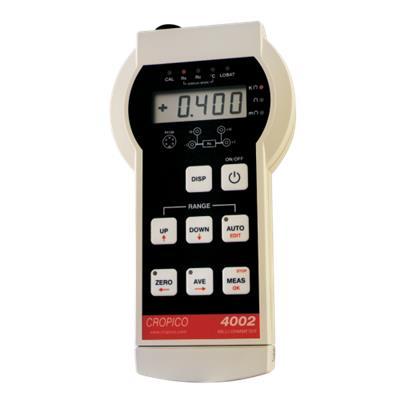 英国 Cropico DO4002便携式数字毫欧表