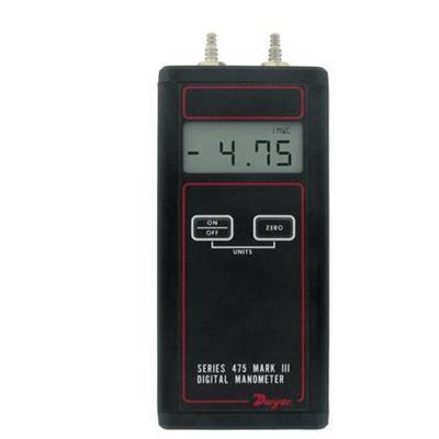 美国德威尔475-00-FM手持式负压仪