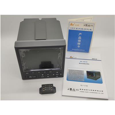 昌晖SWP-ASR108-1-0 无纸记录仪  8路输入