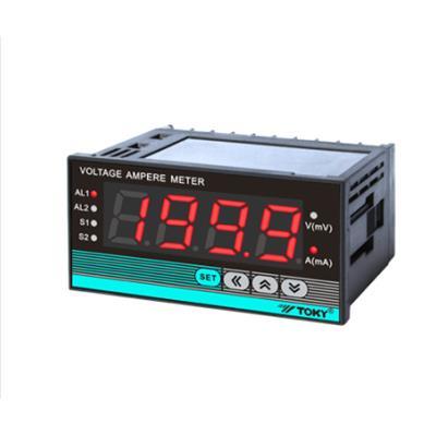 TOKY东崎 DL8A-IA10A1真有效值电压电流表