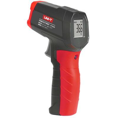 优利德UT302H红外线测温仪工业高精度手持点温枪高温电子温度计烘焙油温计