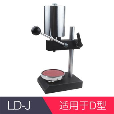 日本三量邵氏硬度计LD-J D型专用支架