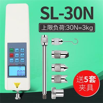 日本三量SL-30N 3kg多功能数显推拉力计
