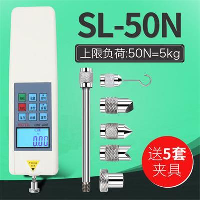 日本三量SL-50N 5kg多功能数显推拉力计