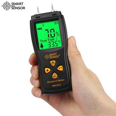 香港希玛AS9882木材水分检测仪
