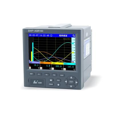 昌晖 无纸记录仪SWP-ASR108-1-0/C3/J8/U