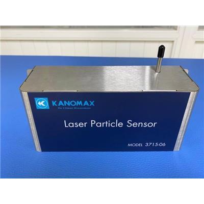 日本加野Kanomax 3715-06 过滤效率测试台专用尘埃粒子计