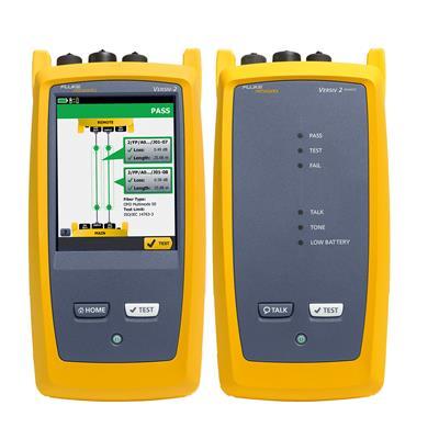 福禄克(FLUKE) CFP2-100-Q CH CertiFiber Pro单多模光纤损耗一级认证测试仪