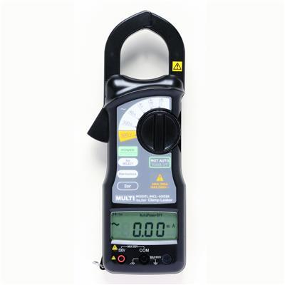 日本万用MCL-400DFN 漏电电流钳形表MCL400DFN