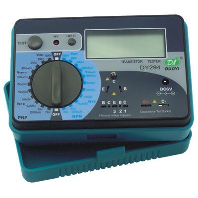 多一DUOYI  DY294 晶体管测试仪