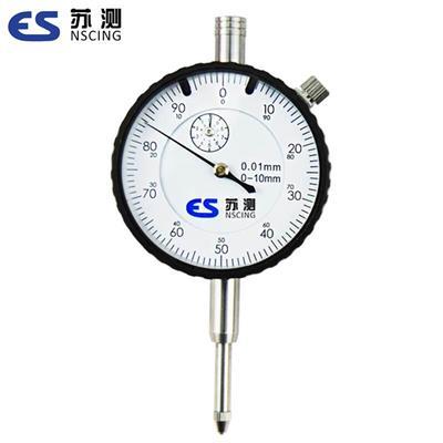 苏测百分表量程0-3mm表盘直径41mm
