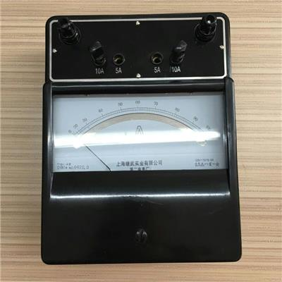 上海继武 D26-W 0-75-150-300V 0.5级直流电压表直流伏特表单相功率表