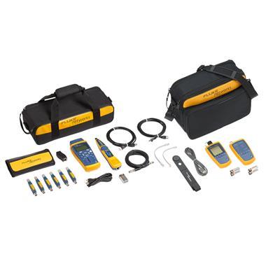 福禄克(FLUKE) CIQ-FTKSFP 铜和光纤技术人员工具包