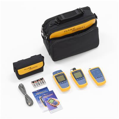 福禄克(FLUKE) MS2-FTK 铜和光纤基础技术人员工具包