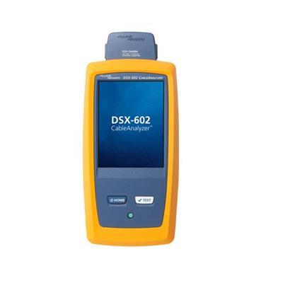 福禄克(FLUKE) DSX-602 CH DSX线缆认证分析仪 (GB50312-2016)