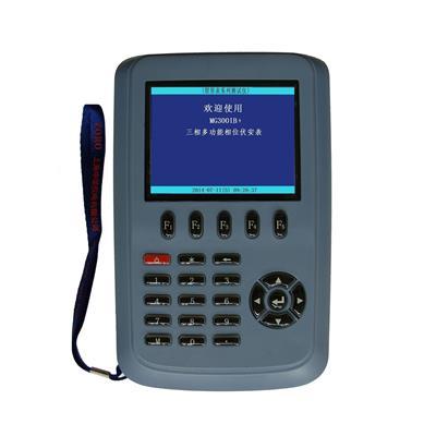 上海中荣MG3000B钳形相位表