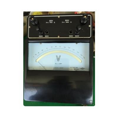 浙江精华T19-V电压表