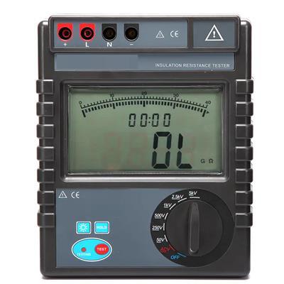 雷泰克 数显绝缘电阻测试仪 RAY3552A