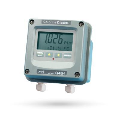 美国ATI Q45H-65 二氧化氯变送器
