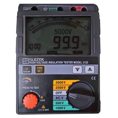 共立SLETEK3125绝缘电阻测试仪