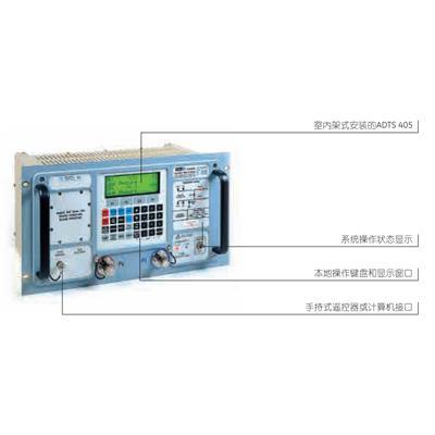 德鲁克Druck ADTS405/ADTS405F双通道大气数据测试系统